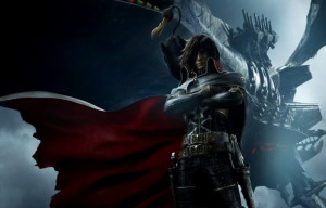'Space Pirate: Captain Harlock 3D', l'ombra del mite