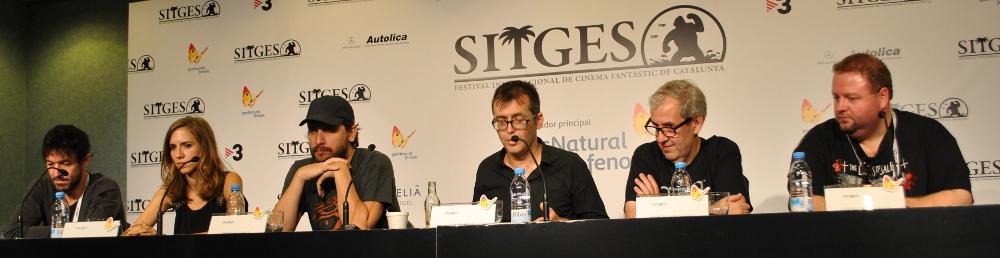 Jurat de la Secció Oficial Fantàstic a Competició del Festival de Sitges 2013