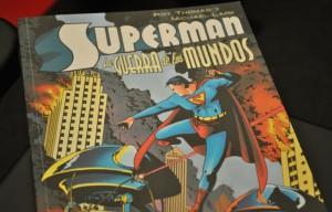 Superman, protagonista de 'La Guerra de los Mundos'