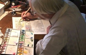 Miyazaki torna a la taula de dibuix