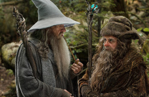 Gandalf i Radagast