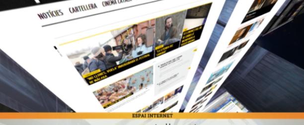Pantalla.cat a l'Espai Internet de TV3