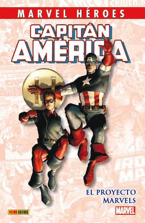 Capitán América El Proyecto Marvels