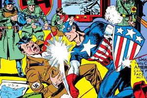 El Capità Amèrica contra Hitler