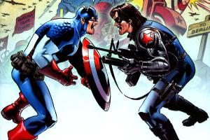 El Capità contra el Soldat d'Hivern