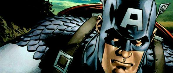 Capità Amèrica, el soldat fosc