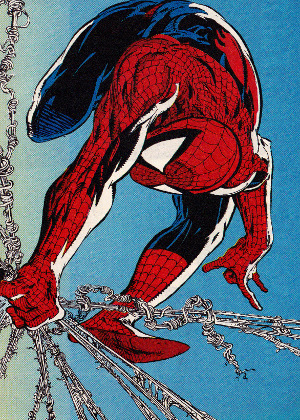 Spider-man per Todd McFarlane