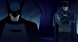 batmans a Batman Beyond