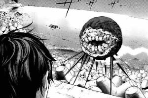 dibuix d'Obata pel manga All You Need Is Kill