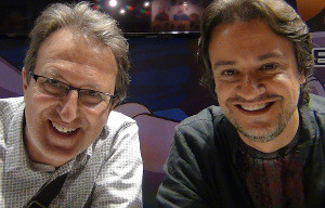Entrevista a Marc Zanni i Joan Sanz, Goku i Vegeta a 'Bola de Drac Z'
