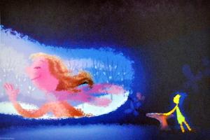 Làmina Inside Out Pixar