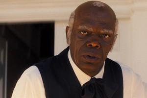 Samuel L. Jackson a 'Django Desencadenado'