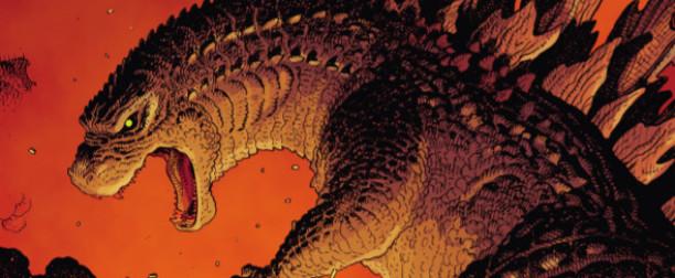 El 'Godzilla' més majestuós reneix també en còmic