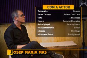 fitxa de josep maria mas, entrevistat a 'Les Veus de l'Ànima'