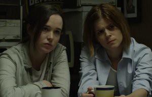 Ellen Page i Kate Mara a 'Tiny Detective'