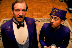 El Gran Hotel Budapest - Oscars 2015