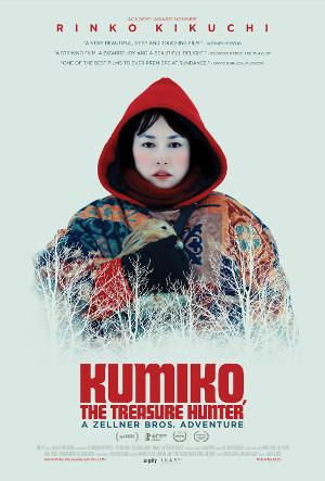 Pòster de 'Kumiko, the Treasure Hunter'