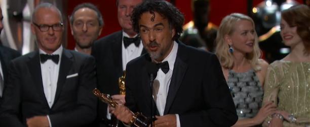 'Birdman' s'imposa a 'Boyhood' en uns Oscars decebedors