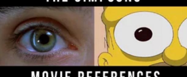 El tribut al cinema dels Simpson