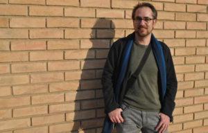 """Gerard Freixes: """"El que faig no es pot traduir literalment a cap altre mitjà"""""""