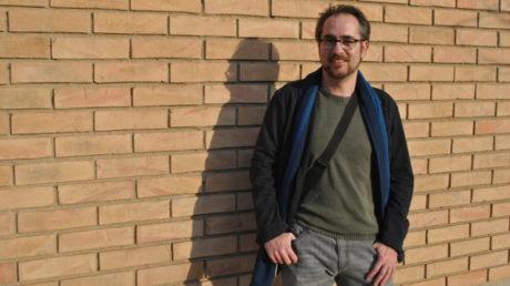 """Gerard Freixes: """"El que faig no es pot traduir literalment a cap altre mit..."""