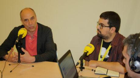 Leonardo Fasoli, a la tertúlia del Tot és comèdia de SER Catalunya