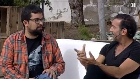 Àlvar Suñol i David Canto parlen de la campanya 'Spanish lessons' ...